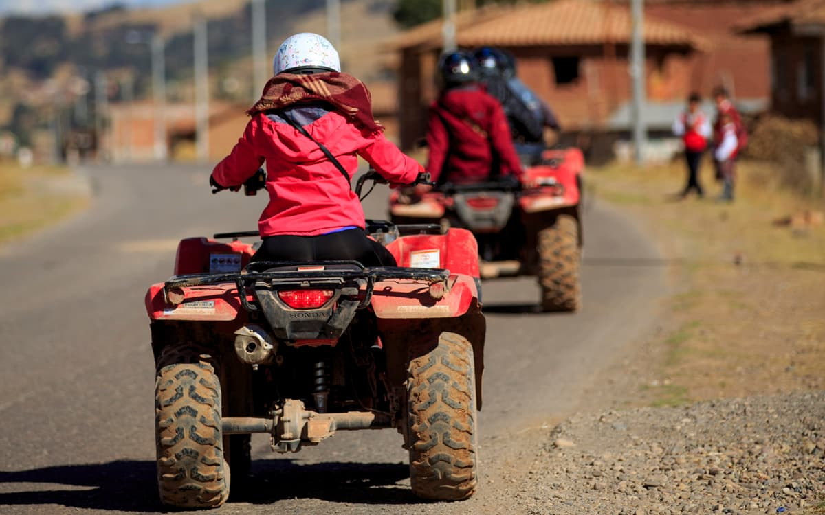 Cuatrimotos-Cusco