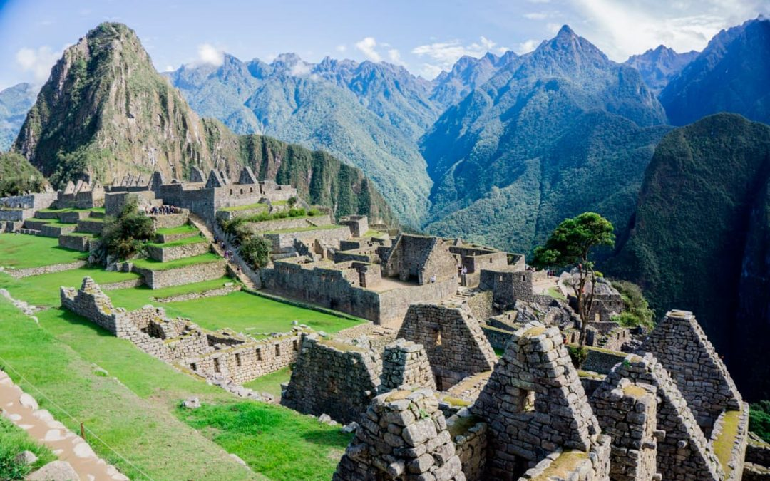 Machu-Picchu-Ciudadela